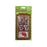 Lego (LEGO) Mine Craft Skin Pack Mini Figure Set 853609 [Parallel import goods]