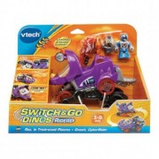 Vech masina Switch and GO Dinos Riders Triceratoid 169705