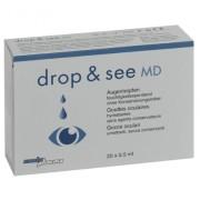 CONTOPHARMA Benetzung drop & see MD 20 x 0.5 ml