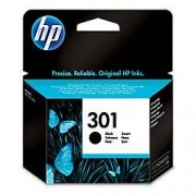 HP Cartucho de tinta original HP 301 negro