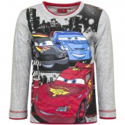 Disney Cars t-shirt Mc Queen grijs