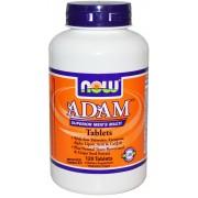 NOW Foods ADAM Multi-Vitamina for Men 120 tablets