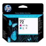 HP 72 - C9383A cabezal magenta / cian