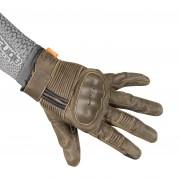Furygan Gloves James Rusted D3O Brown
