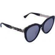 Marc louis Oval Sunglasses(Grey)