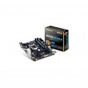 Tarjeta Madre Gigabyte GA-B85M-DS3H-A 4xDDR3 PCI-E USB3 HDMI Socket 1150-Negro