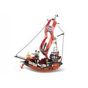 Sluban Queen Anne's Revenge 379 Building Block Set Lego Compatible