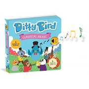 OUR BEST INTERACTIVE CLASSICAL MUSIC BOOK for BABIES with Melodies Mozart Beethoven. Educational Toys for 1 year old. Baby Books for 1 year old, toddler. 1 year old boy gifts. 1 year old girl gifts.