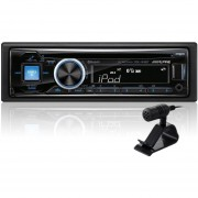 Autoestereo Alpine Cde-143bt Con Bluetooth MP3 CD Desmontable Usb Aux