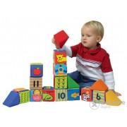 Joc de constructie Ks Kids , cuburi moi