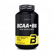 Biotech BCAA+B6 200 tabletta