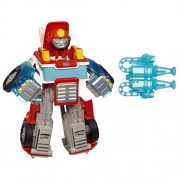 Hasbro Playskool Transformers Heroes Rescue Energize Heatwave the Fire-Bot Figure