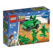 Lego- 7595 Toy Story Army Men On Patrol