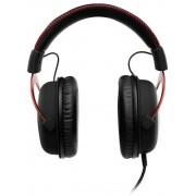 Casti cu microfon HyperX Kingston, KHX-HSCP-RD, one-ear, cu fir, Negru