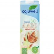 Lapte de Migdale Bio neindulcit 1L Cajuwell