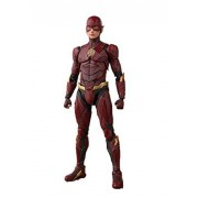 TAMASHII NATIONS Bandai S.H. Figuarts Flash Justice League Action Figure