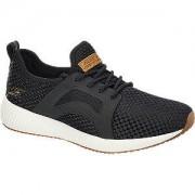 Skechers Zwarte sneaker lightweight Skechers maat 41