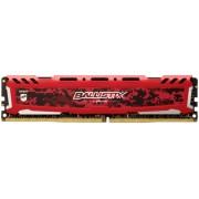 Ballistix Sport LT 4GB DDR4 2666 MT/s DIMM 288pin red