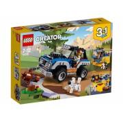 Masina de aventuri 31075 LEGO Creator