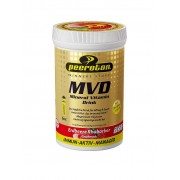 PEEROTON Getränkepulver MVD Erdbeer/ Rhabarber 300g gold