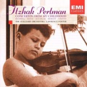 Itzhak Perlman - Concertos From My Childhood (0724355675026) (1 CD)