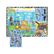 Vegaoo Kalasspel från Zou One-size