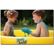 Gelli baff Bath Goo Trasforma acqua in slimer - Kit con Piscina da giardino