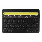 Клавиатура Logitech Multi-Device Keyboard K480 Black Bluetooth 920-006368