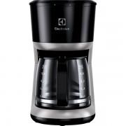 Cafetiera Electrolux EKF3300, 1100 W, 1.65 litru, cana sticla,15 cani, negru - argintiu