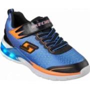 Pantofi Sport Copii SKECHERS ERUPTERS LAVA 2 ARC Blue Marimea 21