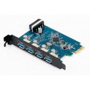 ORICO PVU3-4P 4 Ports USB 3.0 PCI-E Express Card