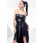 demoniq Intrygująca Sukienka Demeter Czarny M 100% DYSKRECJI BEZPIECZNE ZAKUPY