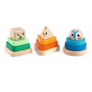 Pyramidou jucarie Montessori Djeco