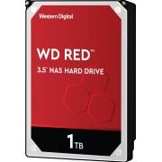 "Western Digital WD Red Plus WD10EFRX 1 TB - 3.5"" - SATA 6Gb/s - buffer: 64 MB"