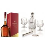 Set pentru cognac si trabuc by Chinelli Courvoisier VSOP