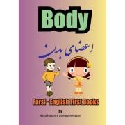 Farsi - English First Books: Body, Paperback