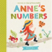 Anne's Numbers: Inspired by Anne of Green Gables, Hardcover