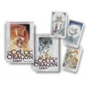 The Celtic Dragon Tarot Kit [With Tarot Cards], Paperback