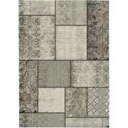 Garden Impressions Blocko buitenkleed 160x230 cm - dark sand