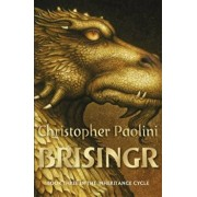 Brisingr, The Inheritance Cycle: Book Three/Christopher Paolini