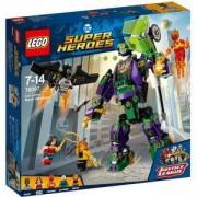Конструктор ЛЕГО Супер Хироус - Lex Luthor Mech Takedown, LEGO DC Comics Super Heroes, 76097