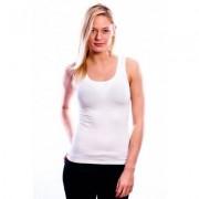 RJ Bodywear Ladies Shirt White