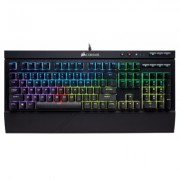 Corsair Gaming K68 RGB CHERRY MX Red Mechanical Gaming Keyboard, Backlit RGB LED, Cherry MX Red, Dust and Spill Resistance