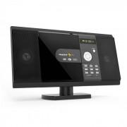 Auna MCD-82 Mini chaîne stéréo lecteur CD DVD USB SD compatible MP3 MPEG4