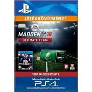 1050 Madden NFL 18 Ultimate Team Points - PS4 HU Digital