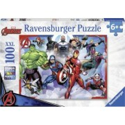 Puzzle RavensBurger Marvel Avengers 100 Piese