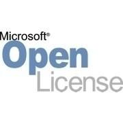 Microsoft Project Server CAL Win32 Single Software Assurance OPEN Level C User CAL