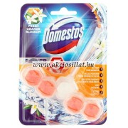 Domestos Power 5 Fresh Orange Blosom Wc frissítő blokk 55g