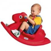 Детски люлеещ се кон - червен - Little Tikes, 320052