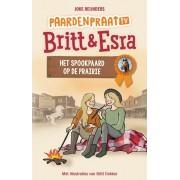 HB Paardenpraat Britt & Esra Verhalenreeks - spookpaard op de prairie - Size: ONESIZE